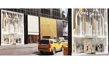 NEW YORK CITY FLAGSHIP STORE ON MANHATTAN'S FIFTH AVENUE