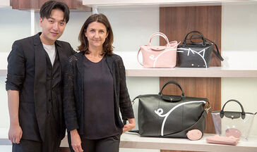 MR. BAGS X LONGCHAMP CELEBRATES THE YEAR OF THE PIG