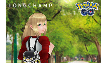 Longchamp x Pokemon