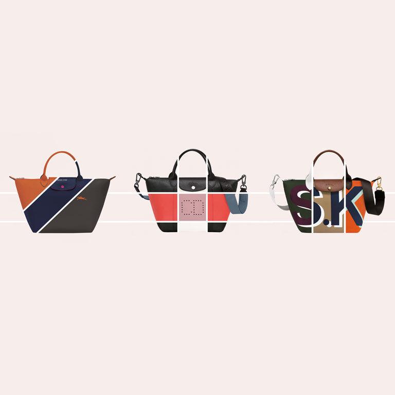 longchamp solde sac shopping