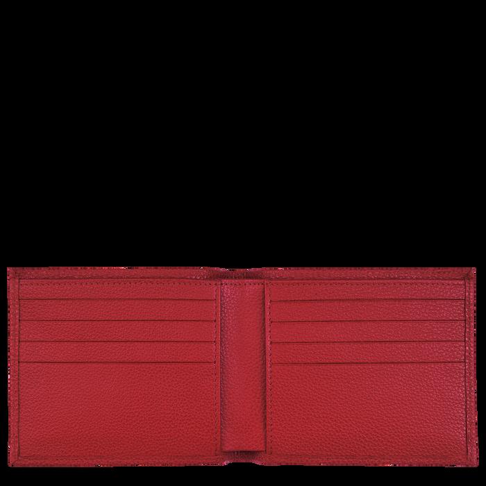 錢包, 紅色 - 查看 2 2 - 放大