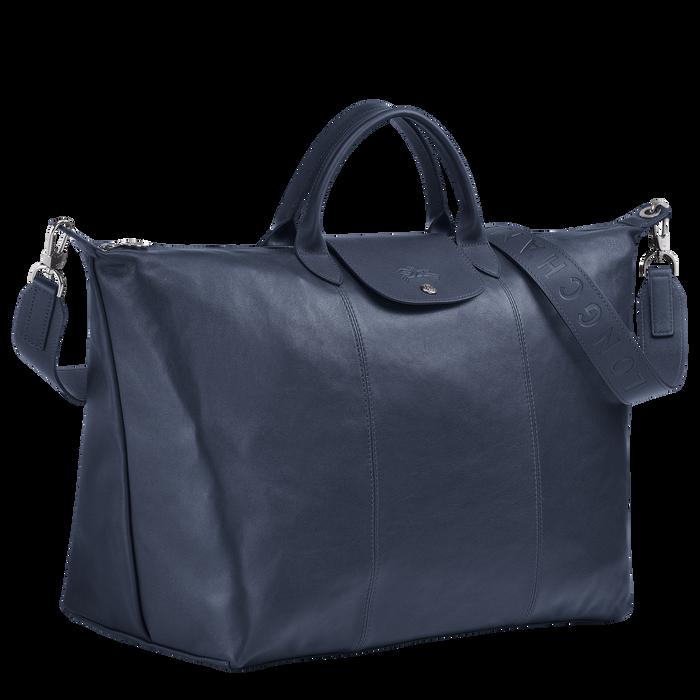 Bolsa de viaje L, Azul oscuro - Vista 2 de 3 - ampliar el zoom