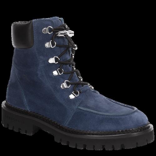 Ankle boots, Pilot blue, hi-res - View 2 of 2