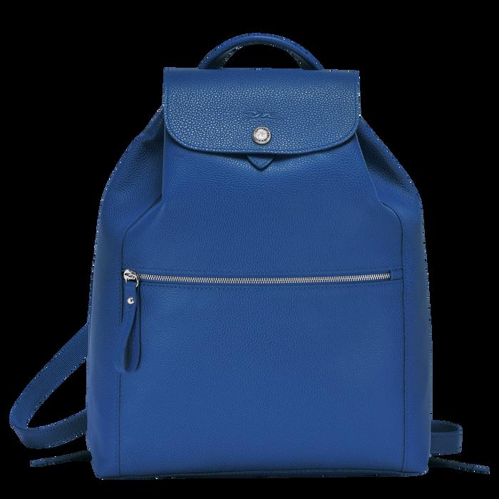 Le Foulonné Backpack, Sapphire