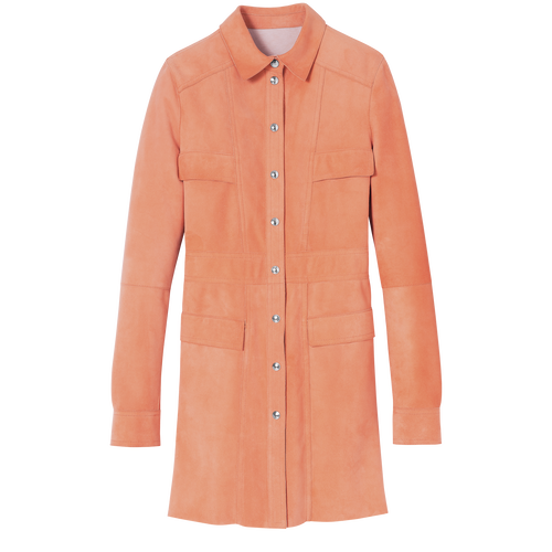 Dress, Apricot, hi-res - View 1 of 1