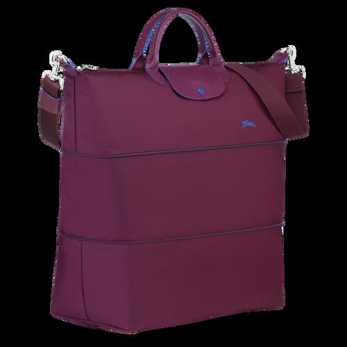 View 2 of Travel bag, P09 Plum, hi-res