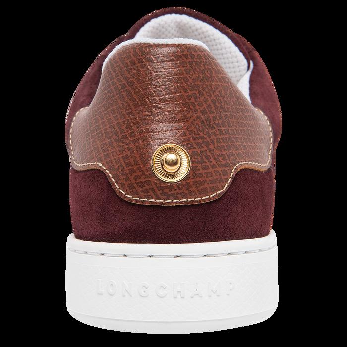 Sneaker, Mahagoni - Ansicht 3 von 5 - Zoom vergrößern