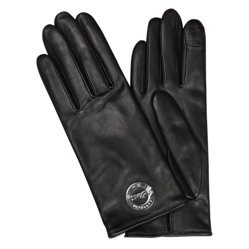 View 2 of Women's gloves, 001 Black, hi-res