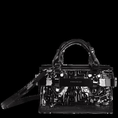 小型托特包, 黑色, hi-res