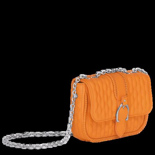 Shoulder Bag XS, Orange, hi-res - View 2 of 3
