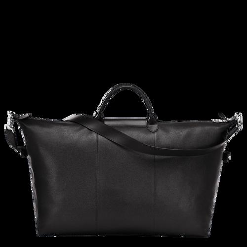 Le Foulonné Travel bag L, Black