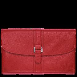 Continental wallet, 608 Vermilion, hi-res