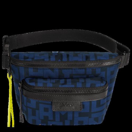 Belt bag M, Black/Navy - View 1 of 3 -