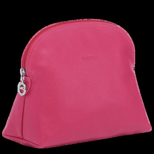 Toiletry bag, Pink, hi-res - View 2 of 3