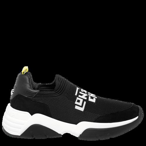 Sneakers, Noir/Blanc - Vue 1 de 5 -