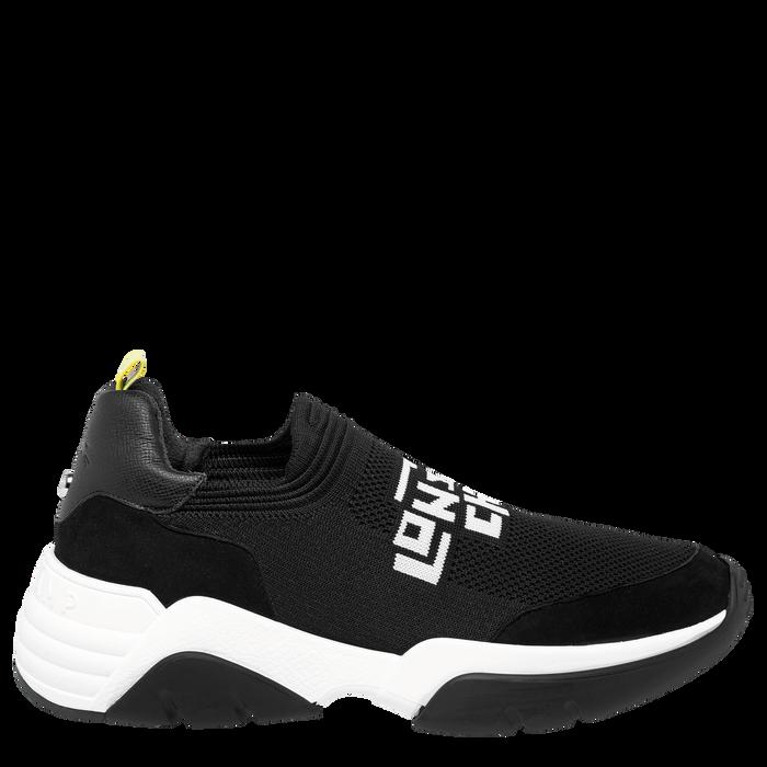 Sneakers, Noir/Blanc - Vue 1 de 5 - agrandir le zoom