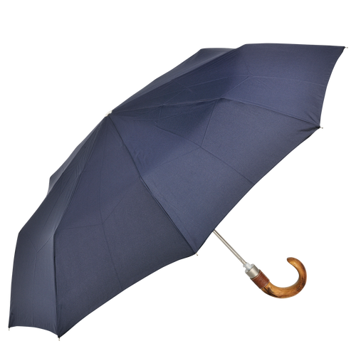 Parapluie homme Retractable umbrella, Navy