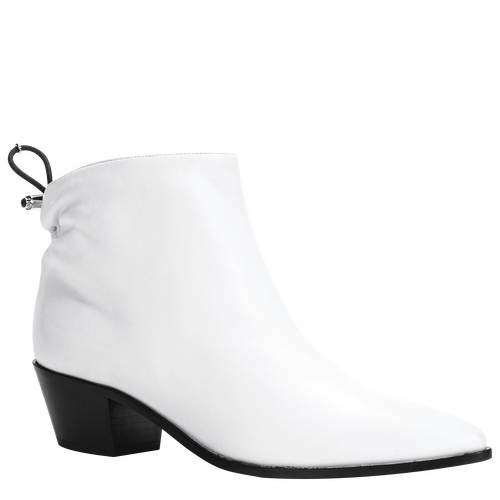 Ankle boots, White, hi-res - View 2 of 3