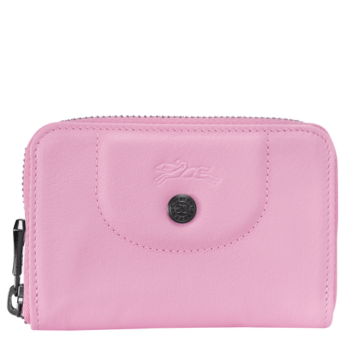 Coin purse, Pink, hi-res - View 1 of 2