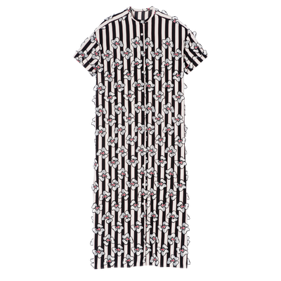 Display view 1 of Long dress