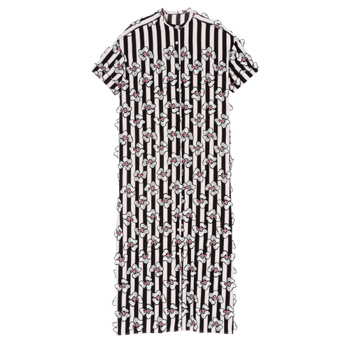 Long dress, Black, hi-res - View 1 of 1