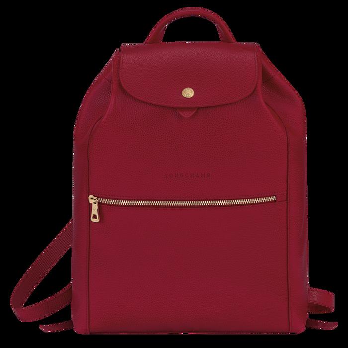 Backpack Le Foulonné Red (L1550021548) | Longchamp US