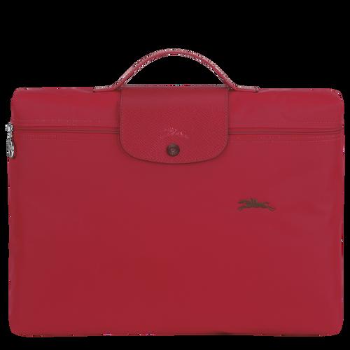 Briefcase S Le Pliage Club Red (L2182619P47) | Longchamp US