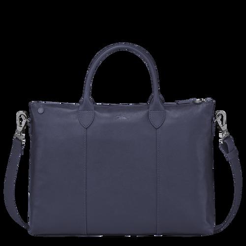 Handtasche, Navy - Ansicht 3 von 3 -