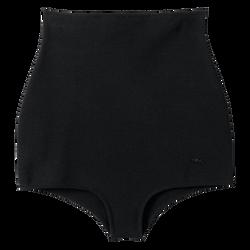 Shorty pants, 001 Black, hi-res