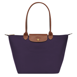 Shoulder bag L, Bilberry