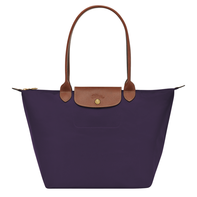 Shoulder bag L, Bilberry - View 1 of  6 - zoom in