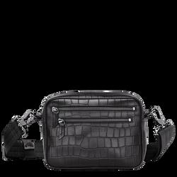 Crossbody bag, Black, hi-res