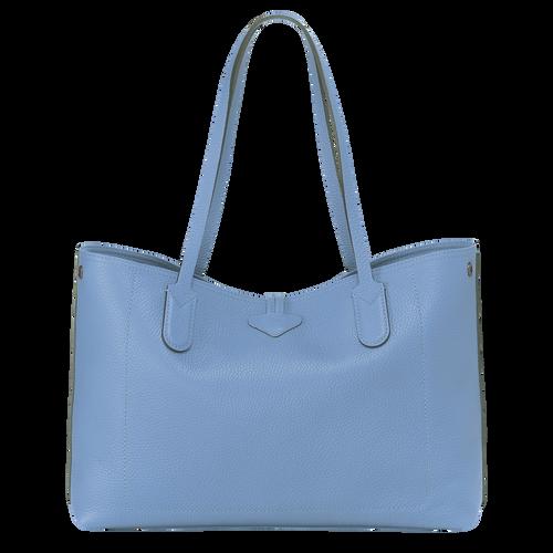 Shoulder bag, Blue, hi-res - View 3 of 3