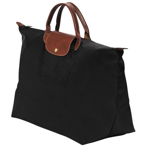 View 1 of Travel bag L, 001 Black, hi-res