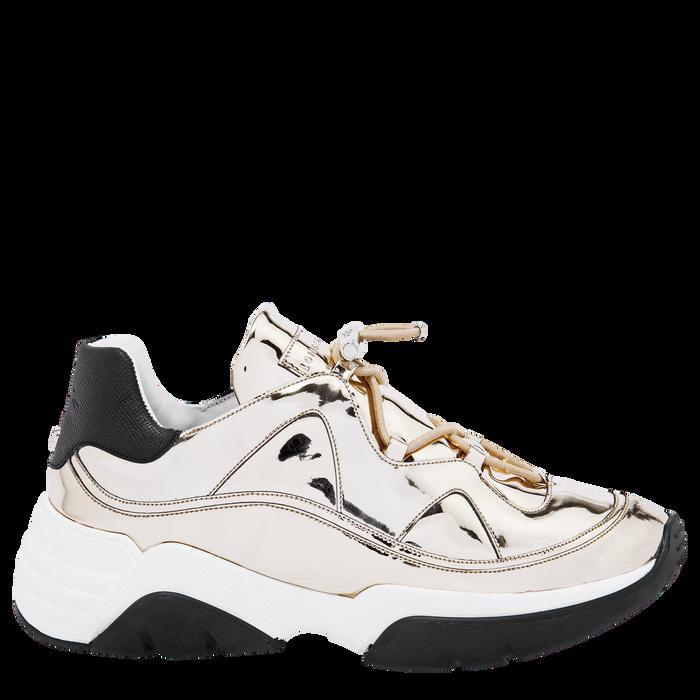 Sneaker, Blassgold - Ansicht 1 von 5 - Zoom vergrößern