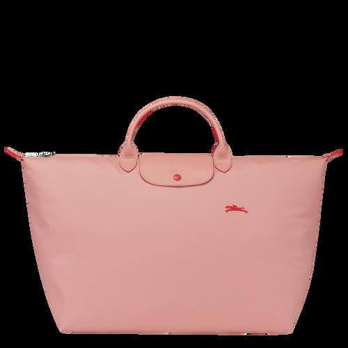 Le Pliage Club Travel bag L, Pinky
