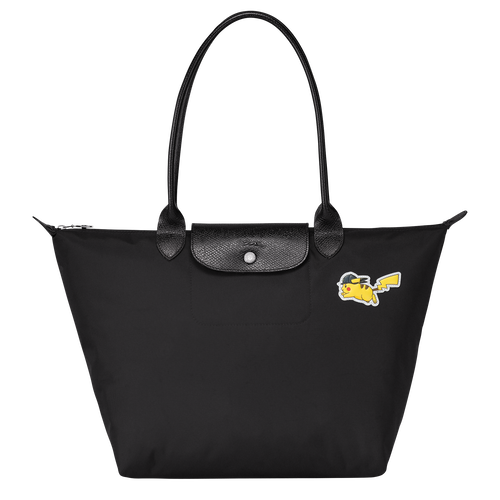 Shoulder bag L, Black/Ebony - View 1 of  3 -