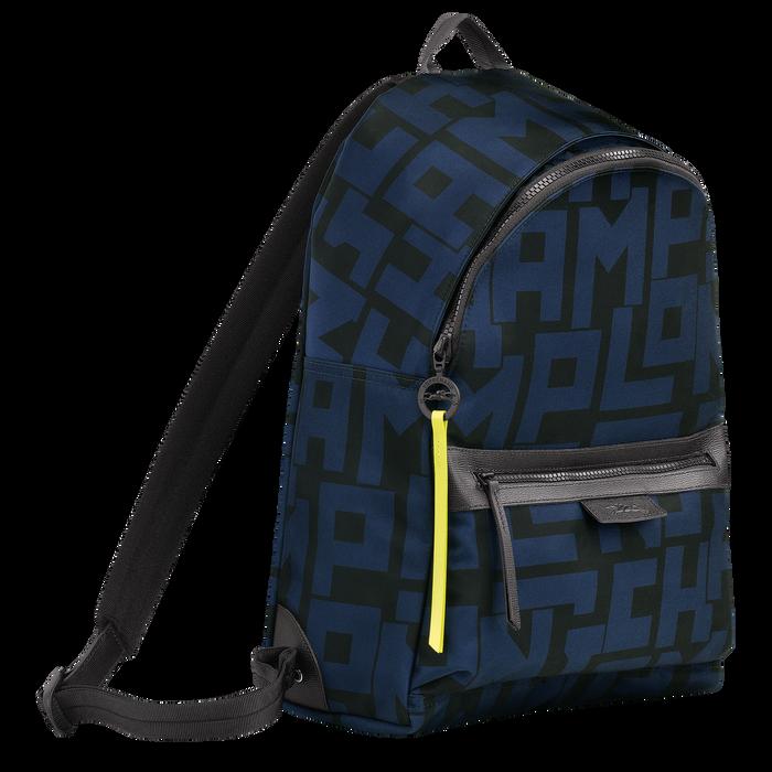 背包 M, 黑色/海軍藍色 - 查看 2 4 - 放大