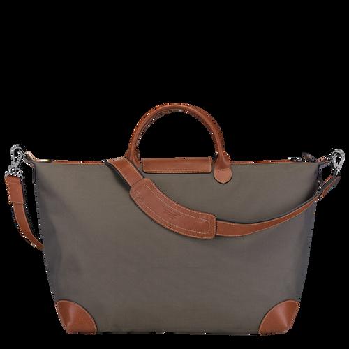 Travel bag, Brown, hi-res - View 3 of 3