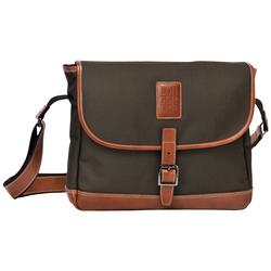 Hobo bag, 042 Brown, hi-res