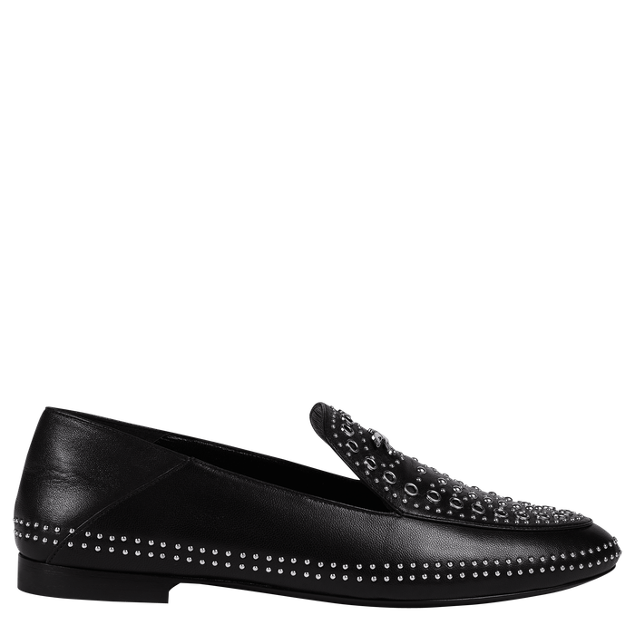 Loafers, Black/Ebony - View 2 of  5 - zoom in