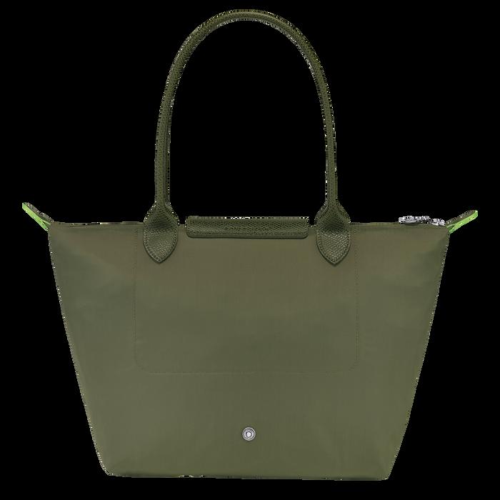 Le Pliage Green Schoudertas S, Groen