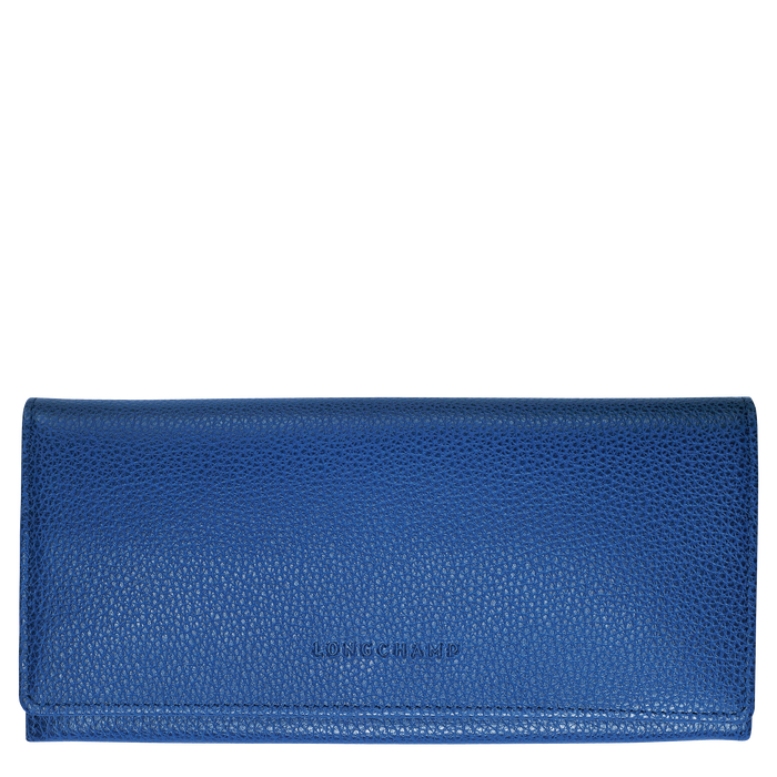 Long continental wallet, Sapphire - View 1 of  2 - zoom in