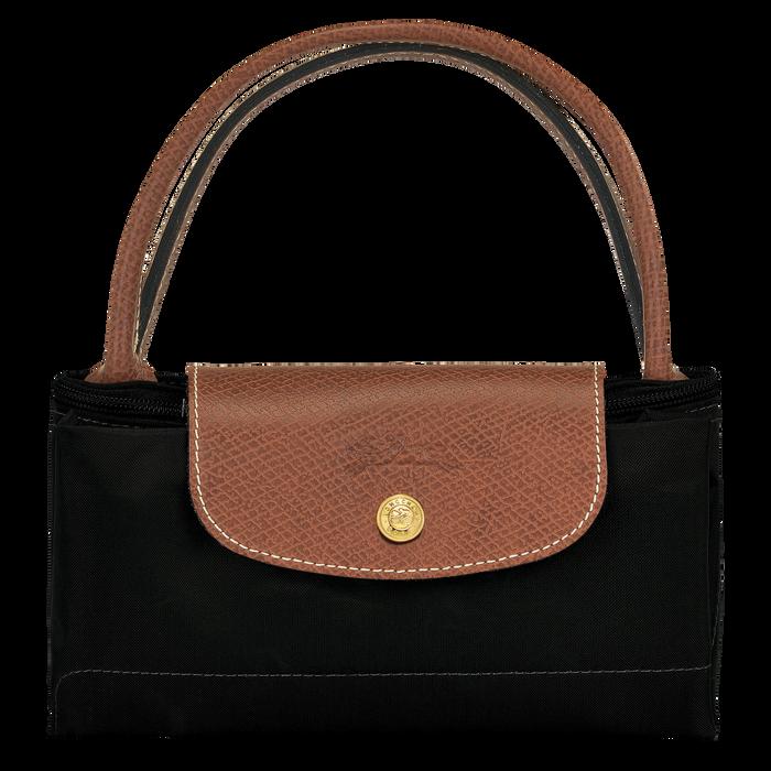 Top handle bag S, Black/Ebony - View 4 of 4 - zoom in