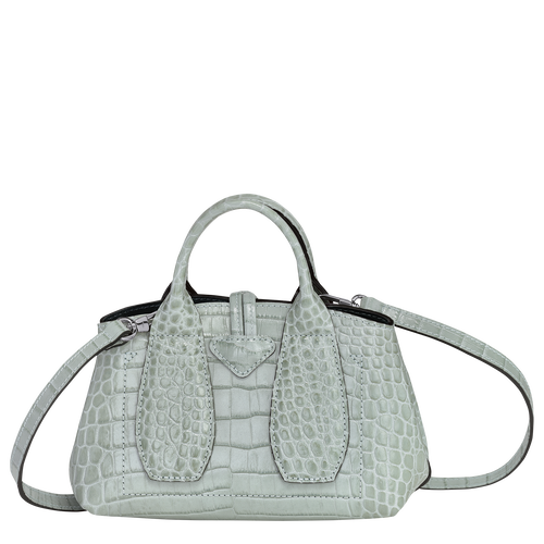 Top handle bag XS, Jade - View 4 of  4.0 -