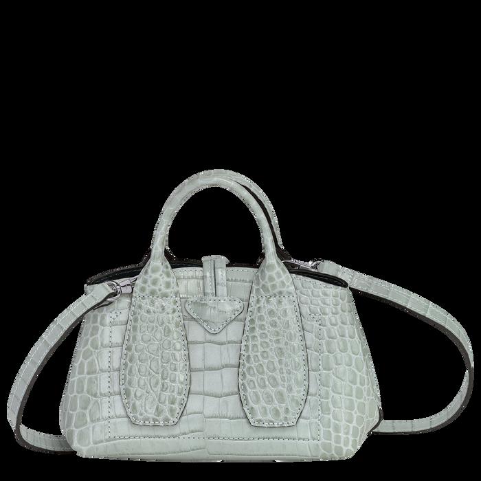Top handle bag XS, Jade - View 4 of  4.0 - zoom in