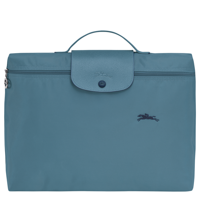 Le Pliage Club Briefcase S, Thunderstorm