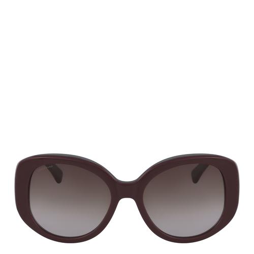 Gafas de sol, D12 Gris/Burdeos, hi-res