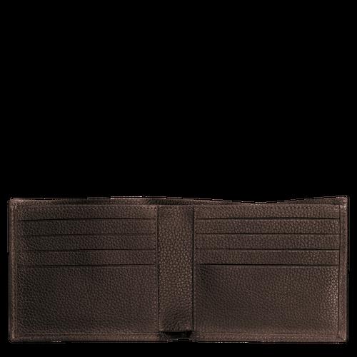 Wallet, Mocha - View 2 of  2 -