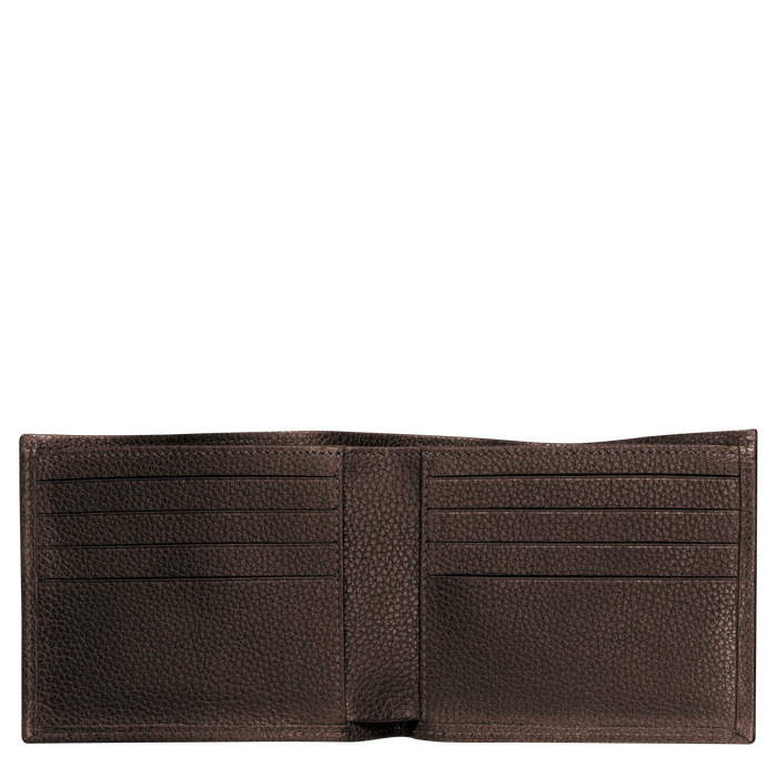 Wallet, Mocha - View 2 of  2 - zoom in